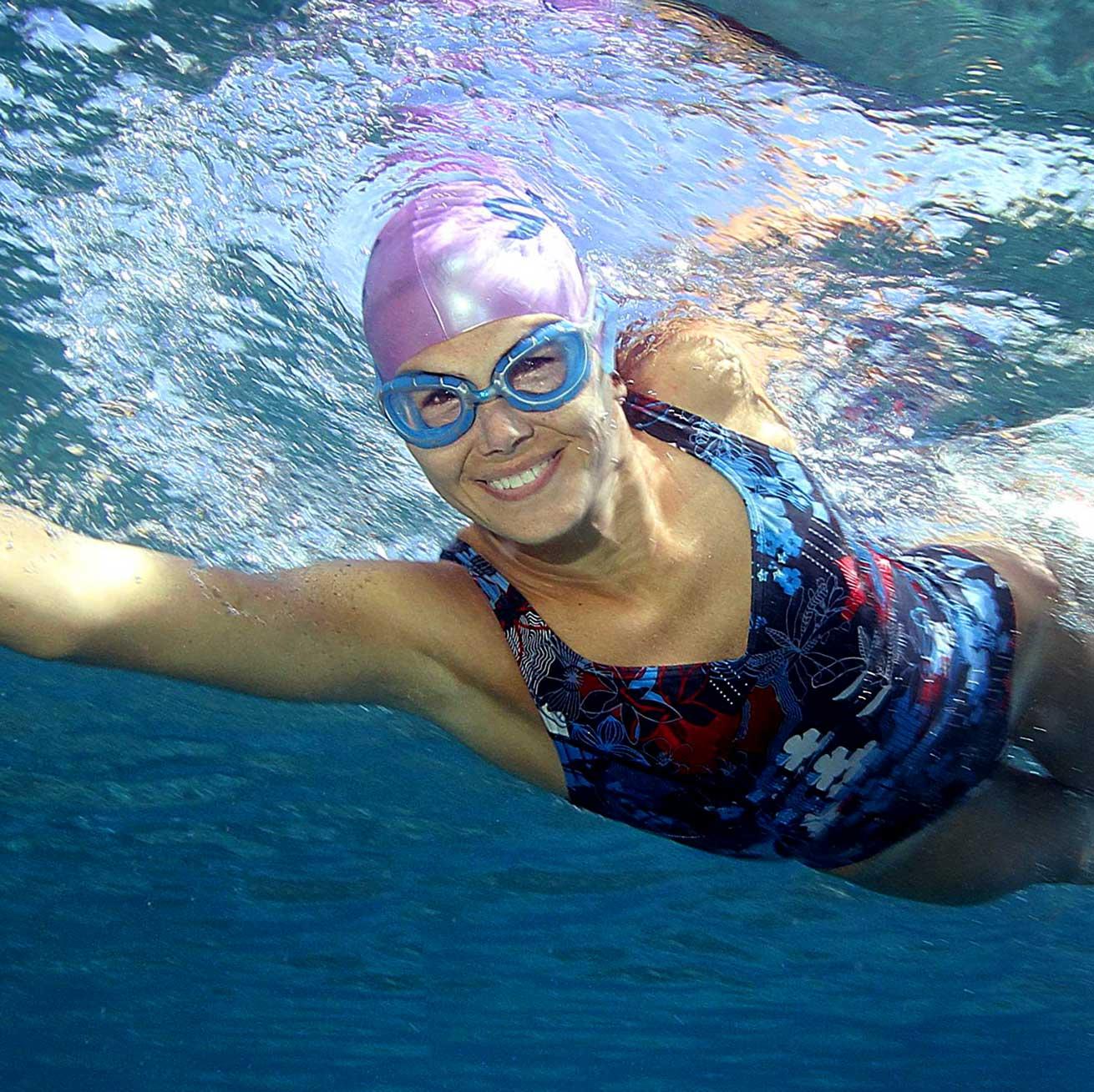 לימוד שחיה למבוגרים