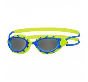 Zoggs Predator Junior Green/Blue