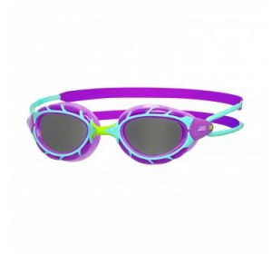 Zoggs Predator Junior Purple/Turquoise