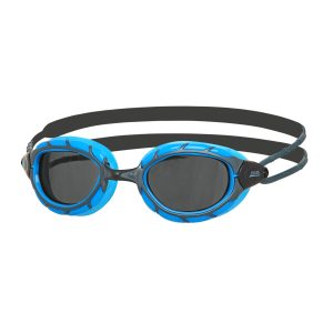 Zoggs Predator Black/Blue