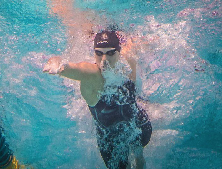 Katie Ledecky TI Technique